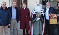 El Gobierno de Castilla-La Mancha felicita a Vianos en el primer año de la declaración de Interés Turístico Regional de su Auto de los Reyes Magos