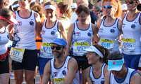 700 atletas participaron en la XXII edición de la Media Maratón Memorial Mariano Rivas