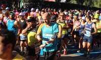 Más de 1000 personas participaron en la XXIII edición de la Media Maratón Memorial Mariano Rivas Rojano