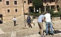 El programa de TVE 'Seguridad Vital' eligió Sigüenza para grabar uno de sus programas