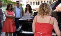 La alcaldesa de Ciudad Real abre la Fiesta de la Música