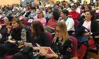 La Gerencia de Atención Integrada de Valdepeñas celebra la I Jornada para Pacientes con Cáncer de Mama con la colaboración de Rosae