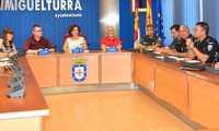 La Junta Local de Seguridad de Miguelturra celebra la reunión previa a la Feria y Fiestas de septiembre 2019