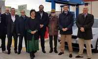 Naturgy y AISA inauguran la primera estación de carga de gas natural para vehículos de Ciudad Real