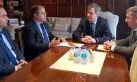 Nedgia Castilla-La Mancha y el Ayuntamiento de Guadalajara estudian nuevos proyectos ligados al gas