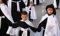 Las hermandades de Pasión destacan la afluencia y solemnidad en los desfiles de Semana Santa