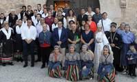 """Olmedo pone en valor nuestras """"raíces y tradiciones"""" como patrimonio inmaterial  durante la Fiesta de la Vendimia de Campo de Criptana"""