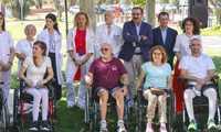 El Gobierno de Castilla-La Mancha destaca la labor del Hospital Nacional de Parapléjicos en la promoción de la calidad de vida de las personas con lesión medular