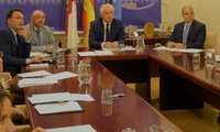 La Comisión de Protección Civil y Emergencias aprueba las revisiones de los planes especiales por inundaciones y riesgo radiológico