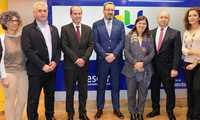 El doctor Antonio Sanz toma posesión como nuevo gerente del Área Integrada de Guadalajara