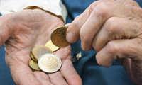 La pensión media en Castilla-La Mancha es de 919,38 euros
