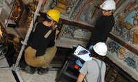 Hoy se inaugura la restauración de las pinturas de la capilla del Convento de los Trinitarios de Valdepeñas