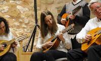 Emotivo en Sigüenza el concierto anual de la Rondalla en El Pósito