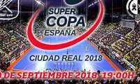 Ciudad Real será la sede la Supercopa de España 2018 entre Movistar Inter y Jaén Paraíso Interior