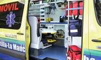 Trasladado al hospital de Toledo a un trabajador electrocutado en Villaseca (Toledo)
