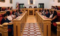 La Corporación Municipal aprueba por unanimidad solicitar al Gobierno de España el tren de mercancías para Toledo
