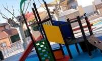 El Ayuntamiento de Almonacid renueva por completo los parques infantiles del municipio