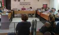 Amplia participación en el primer Consejo Escolar Municipal del curso 2018/2019 en Herencia