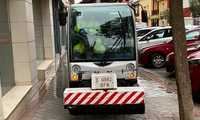 El ayuntamiento de Alcázar de San Juan aborda la desinfección de las calles, mobiliario urbano y edificios públicos