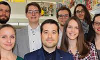 El investigador de la UCLM Antonio Manuel Rodríguez es elegido presidente de la Red Europea de Jóvenes Químicos