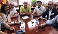 UPA CLM acompaña a ASICI en su reunión con el Director General de Cooperativas