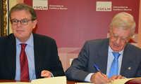 La UCLM firma un convenio con la Real Academia de Ingeniería para el fomento de las vocaciones tecnológicas