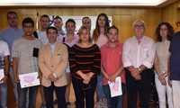 Una quincena de jóvenes de Socuéllamos concluye con éxito su formación en el marco del Programa PICE