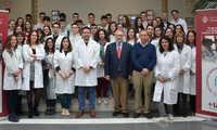 La Facultad de Químicas de la UCLM abre sus laboratorios de prácticas a cerca de 450 preuniversitarios