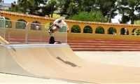 Se pone en funcionamiento el skatepark de Manzanares