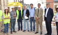 Valdepeñas contará con un comedor escolar gracias a la Diputación, que ha invertido en el municipio 1.655.000 euros en 2016