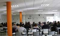 La soledad de las aulas: comienza la primera convocatoria de exámenes del curso 2018-2019 en la UNED