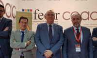 FECIR califica FENAVIN como la feria referente del sector y un orgullo para la provincia de Ciudad Real