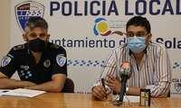 La concejalía de Seguridad Ciudadana de La Solana anuncia un importante refuerzo policial para esta feria
