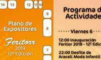 Del 6 al 8 de septiembre se celebra en Torrijos FERITORR 2019