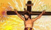 Brazatortas inaugura mañana cinco intensas jornadas festivas en honor a su patrón, el Santísimo Cristo de Orense