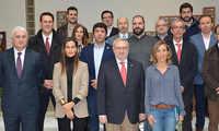 La Facultad de Químicas y empresas e instituciones de la región buscan nuevas vías de colaboración conjuntas