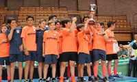 Manuel Serrano destaca el éxito de los Juegos Deportivos Municipales 2017-2018 en los que han participado 6.800 jugadores y 530 equipos