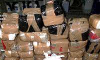 La Guardia Civil incauta más de 32 kilos de hachís en Almuradiel