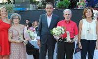 Más de 1.000 personas asistieron anoche a la Cena Homenaje a Nuestros Mayores en Valdepeñas