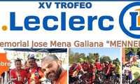 """El Fenavin cierra temporada con la XV marcha BTT Trofeo E.Leclerc Memorial José Mena Galiana """"Menneli"""""""