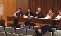 El borrador del Plan Rector de Uso y Gestión del Parque Natural Valle de Alcudia y Sierra Madrona recibe el informe favorable de la Junta Rectora
