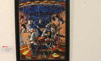 Más de ochenta obras de interpretación del Quijote y Sancho de países de todo el mundo se exponen en el Museo Municipal