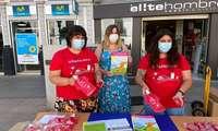 Comienza la campaña de concienciación de  limpieza de los orines de los perros en fachadas y mobiliario urbano de Alcázar de San Juan
