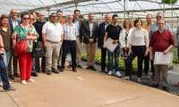 Finalizan en Alcázar de San Juan con éxito los dos primeros cursos de jardinería para personas con enfermedad mental