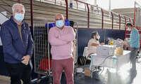 Almodóvar del Campo suma otros siete nuevos donantes de sangre entre los 90 que ayer dieron su mejor muestra de generosidad
