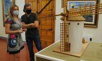 El Museo de los Molinos y la Casa de Baños del Peral de Valdepeñas reabren sus puertas el 1 de julio