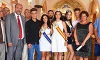 El vicepresidente primero del Gobierno regional asiste a las fiestas patronales de Olmedilla de Alarcón (Cuenca)