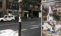 """La Sierra del Segura se convierte en """"artista invitada"""" de las principales calles de Madrid, Barcelona, Valencia, Alicante y Murcia"""