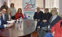 Castilla-La Mancha destaca la labor de ASPAYM Cuenca en su 20 aniversario