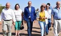 El Gobierno de Castilla-La Mancha invierte casi 340.000 euros para mejorar 11,4 kilómetros de la CM-4162 en el municipio de El Campillo de la Jara